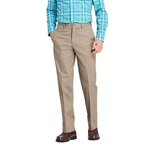 Lands End Traditional Fit No Iron Chino Pant 30x34